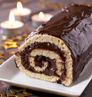 افضل حلويات جزائرية تقليدي و والعصرية سهلة التحضير buche-de-noel-a-la-m