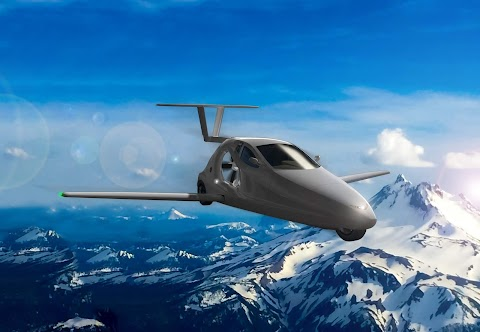 Your Flying Car is Here