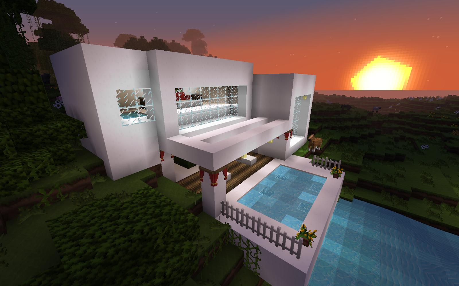 Mejores Casa De Minecraft Zion Star