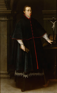 Joseph Heintz the Elder's 1604  portrait of Leopold V