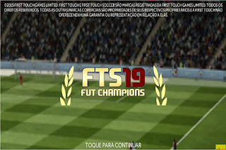 Download link is available for this game Download FTS 19 Mod FUT Champions Apk Data Obb