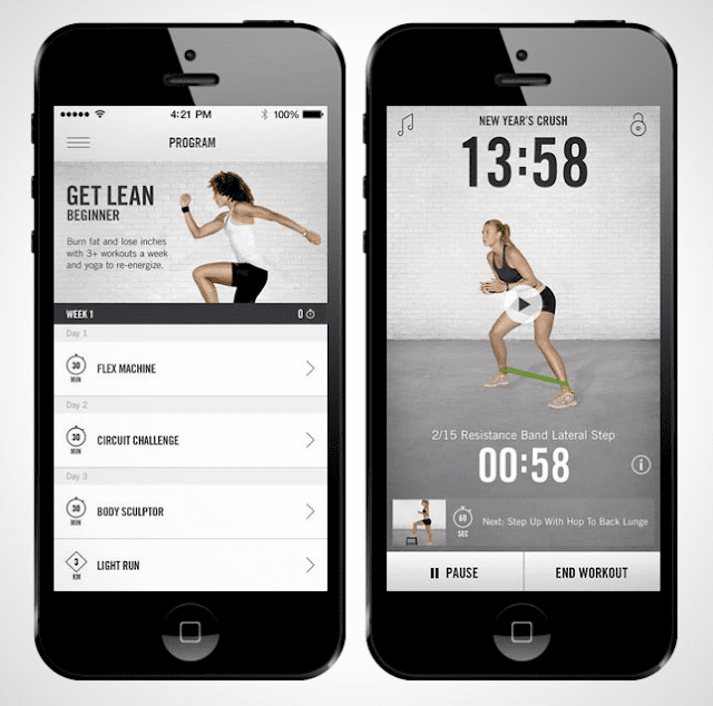 Top 4 Best fitness apps on google playstore to improve your health and perfomance