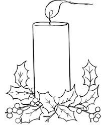 Mistletoe Coloring Page 8