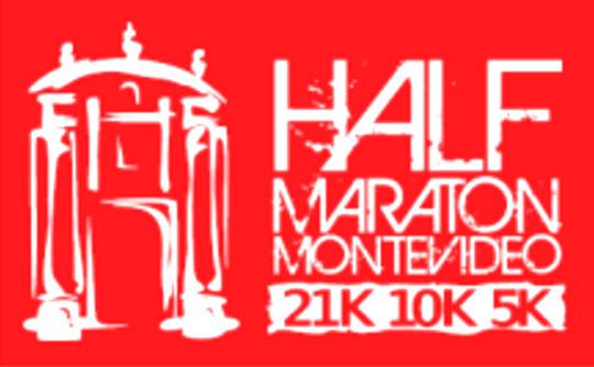 Half Maratón Montevideo (5K, 10K 21K - Canteras parque Rodó, 14/ago/2016)
