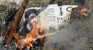 داعش الارهابي و نهاية الحلم بين مقتل زعيمه البغدادي وخسائر الميدان