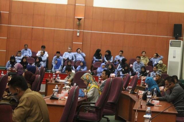 Sekretariat DPRD Depok Gelar Forum Renja Tahun 2019