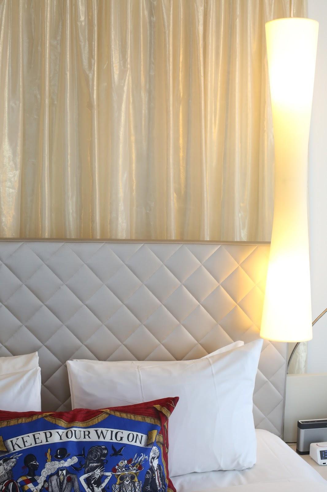 w hotel in london