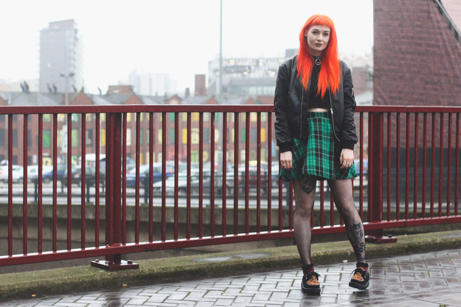 Alternative Fashion Blogger Styles EMP