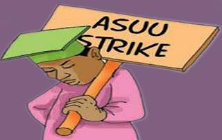 ASUU BEGINS STRIKE