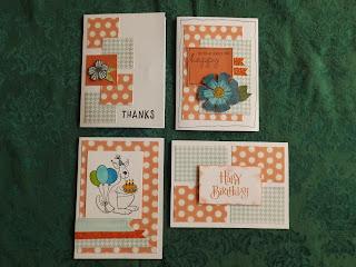 CTMH Zoe Card Kit