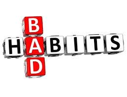 Which habits drain focus?