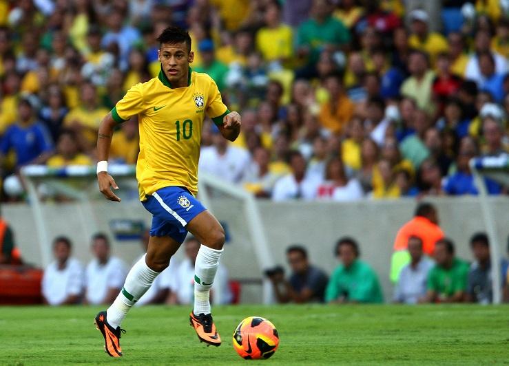 Neymar y Douglas Costa se integrarán a la Sub-23 de Brasil