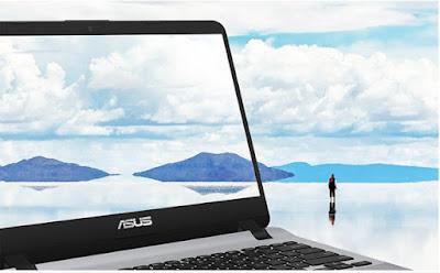 Asus Vivobook A407 sangat cocok dimiliki oleh travel blogger. Sumber : www.asus.com