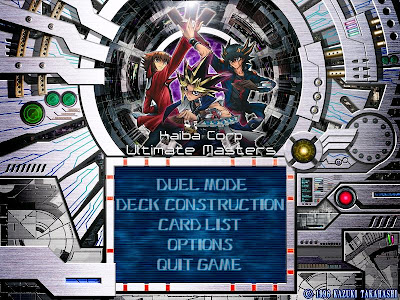 Yu-gi-oh! Kaiba corp ultimate masters mod invocação do exodia.
