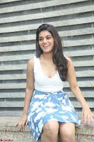 Yamini in Short Mini Skirt and Crop Sleeveless White Top 001.JPG