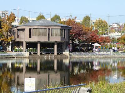 市民の森(鏡伝池緑地) 管理事務所