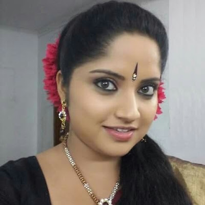 Amritha Varnan-Actress in Malayalam Serials