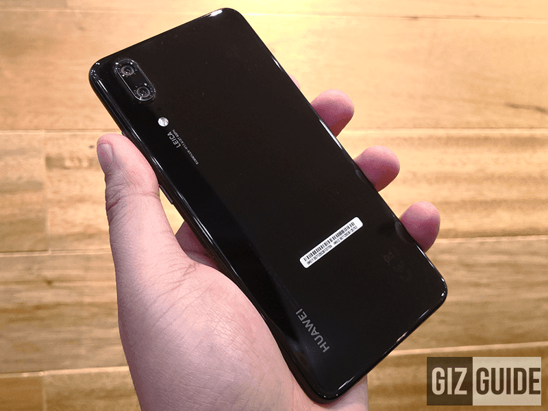 Huawei P20 got a really good score of 102 points at DxOMark!