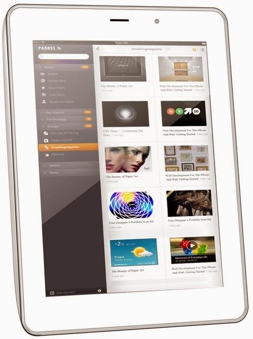 Tablet Advan T5A