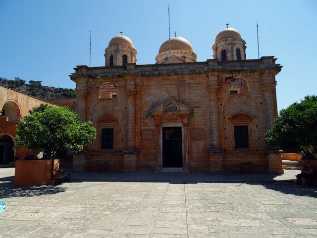 ciekawe miejsca Kreta zachodnia