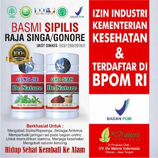 Obat Herbal Untuk Membantu Pengobatan Penyekit Sipilis Dan Kencing Nanah