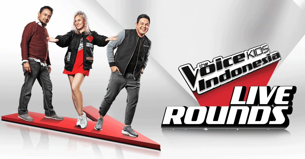Kumpulan Lagu The Voice Kids Indonesia (The Live Rounds 1 - 18 November 2016)