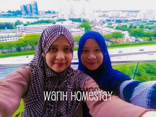 Warih-Homestay-Rakan-Dr-Adila-Swafoto-Lake-View
