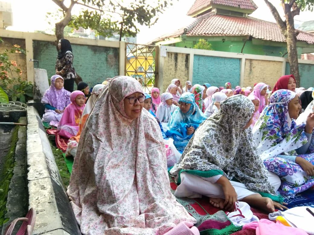 SDN PETAMBURAN 05: Kegiatan di Bulan Suci Ramadhan, Sholat ...