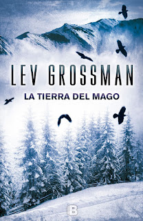 La tierra del mago de Lev Grossman