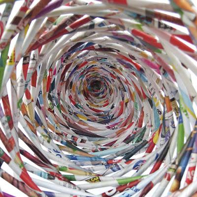 splot spiralny
