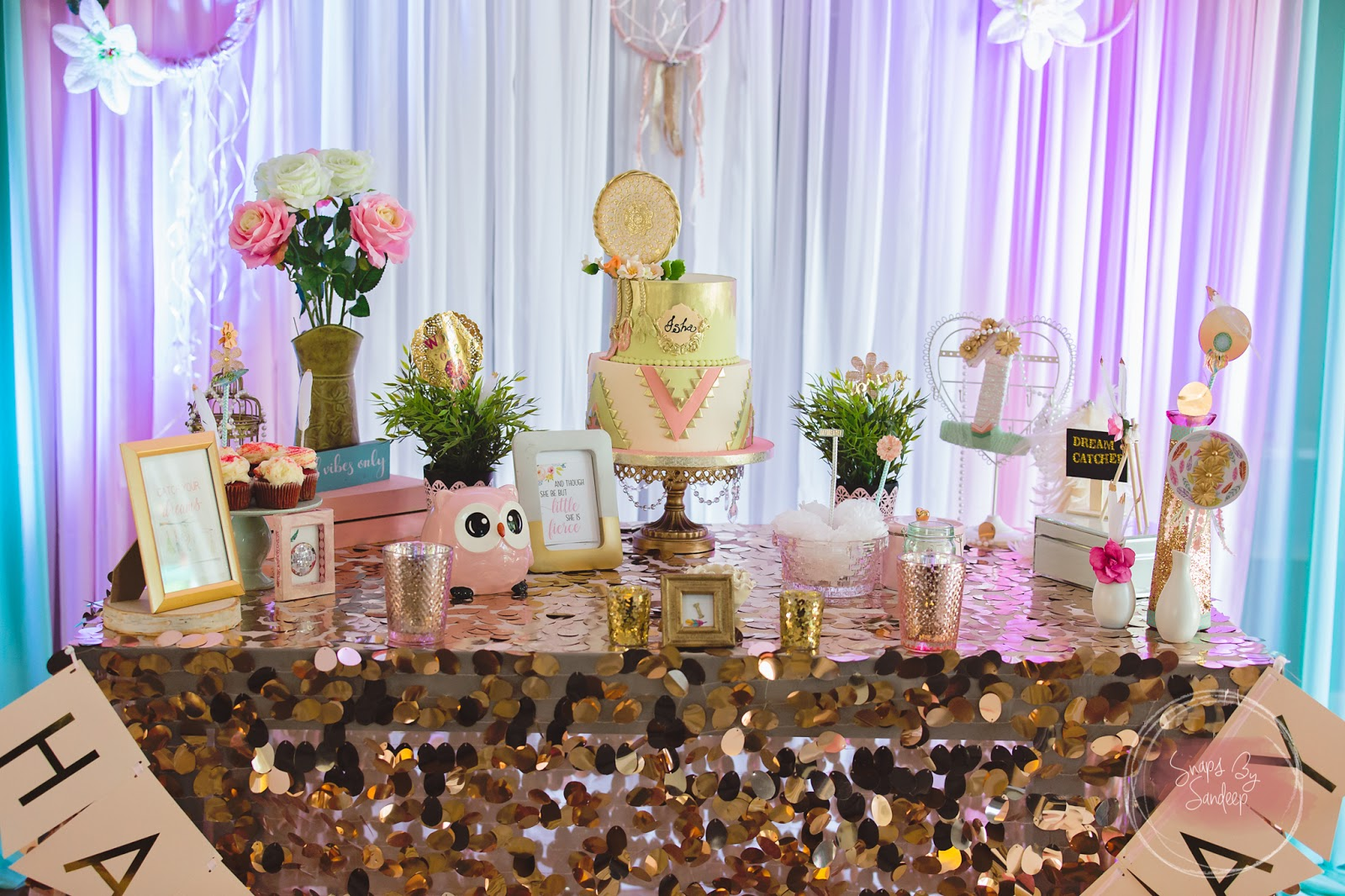 If Youre Looking For Boho Chic Party Theme Idea This Event Is The Perfect Inspiration
