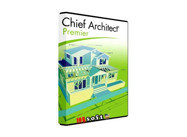 Chief Architect Premier X8 Free Download