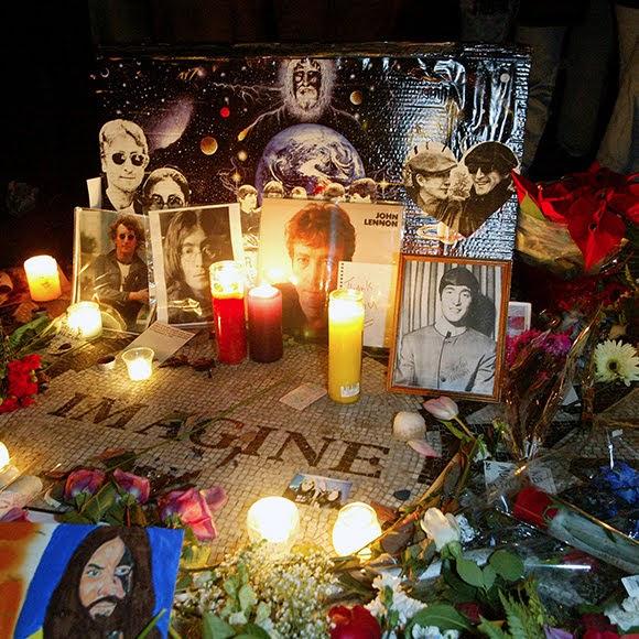 Respectez le mémorial Strawberry Fields dédié à John Lennon !