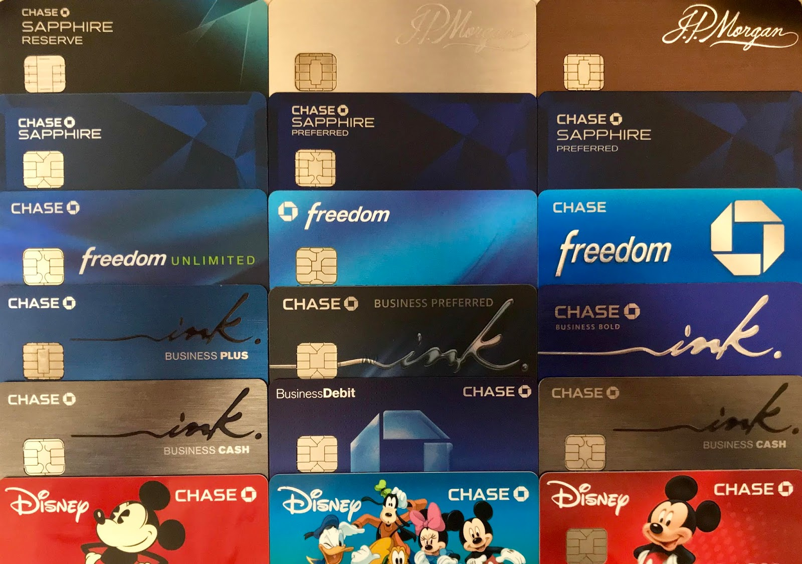 Relentless Financial Improvement: My Chase Ultimate Rewards collection