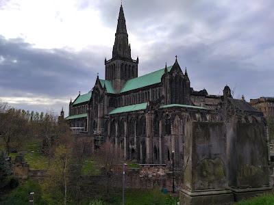 glasgow catedral necropolis