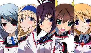 IS: Infinite Stratos - Episódio 02