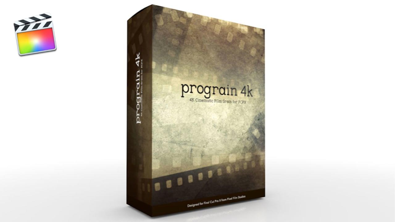 PROGRAIN 4K - PIXEL FILM STUDIOS - INSTAVFX