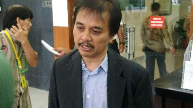 Roy Suryo: Cawapres Jokowi Berinisial 'M'