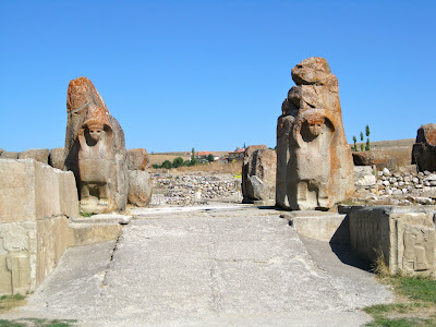Hittite site to be turned into 'tourist attraction'