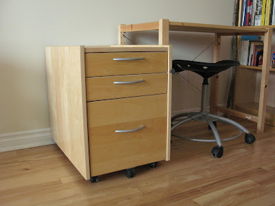 Thrifty Bargains Sold Ikea Drawer Unit On Casters 60