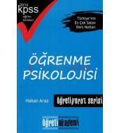 Öğreti Akademi KPSS Öğrenme Psikolojisi Ders Notları 2014