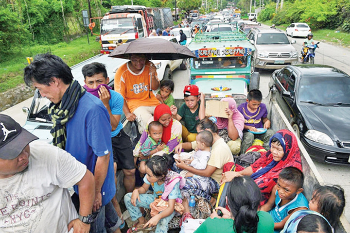 Cảnh sát quốc gia Philippines ra lệnh đặt toàn quốc trong tình trạng cảnh báo toàn diện