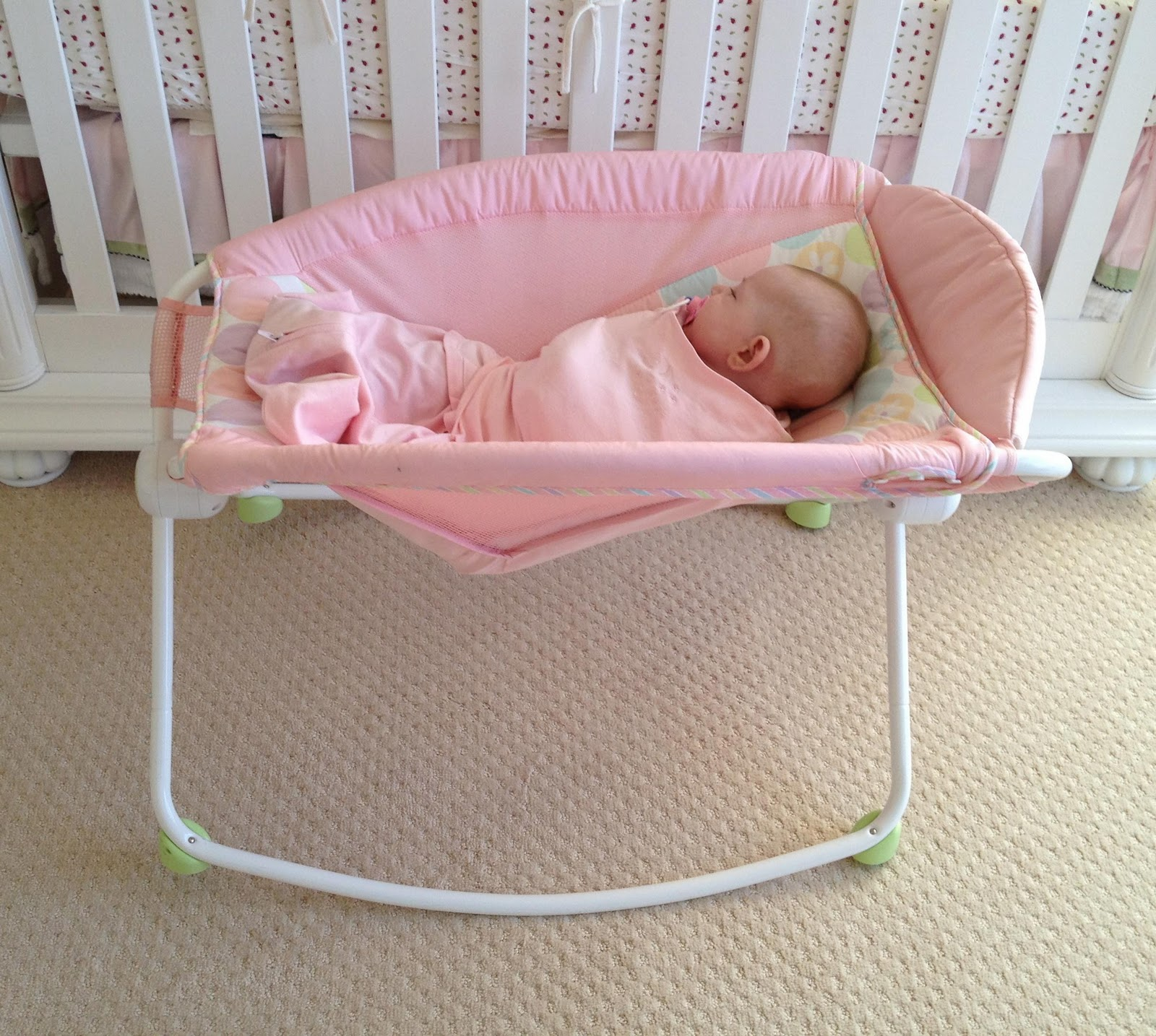 b7400fb294a4 Fisher-Price Newborn Rock N  Play Sleeper