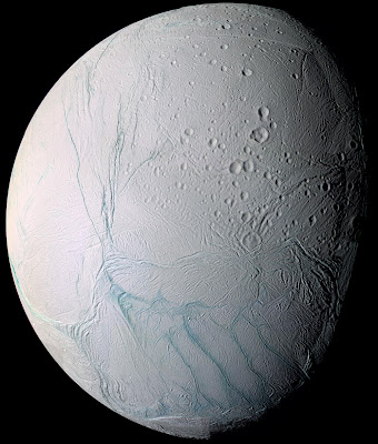 Enceladus and its Tiger Stripes