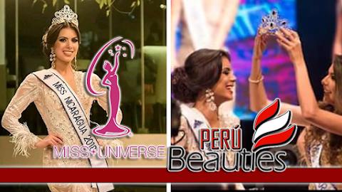 Miss Universe Nicaragua 2018