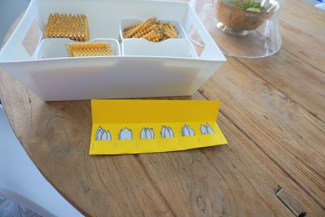 Montessori Bead Chains Diy Printable Beads Use And