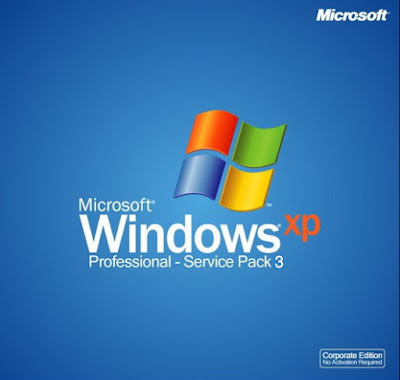 Windows XP SP3 Professional edition
