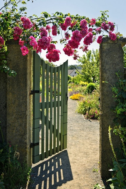 Garden Gate Wooden Build Yourself