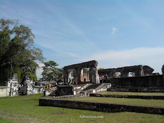 Keraton Kaibon, Banten Lama (dok.pribadi)