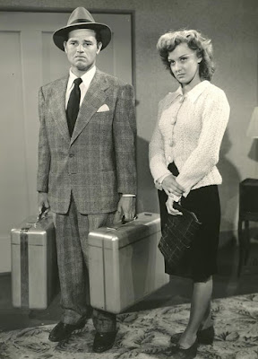 Detour - Tom Neal and Ann Savage